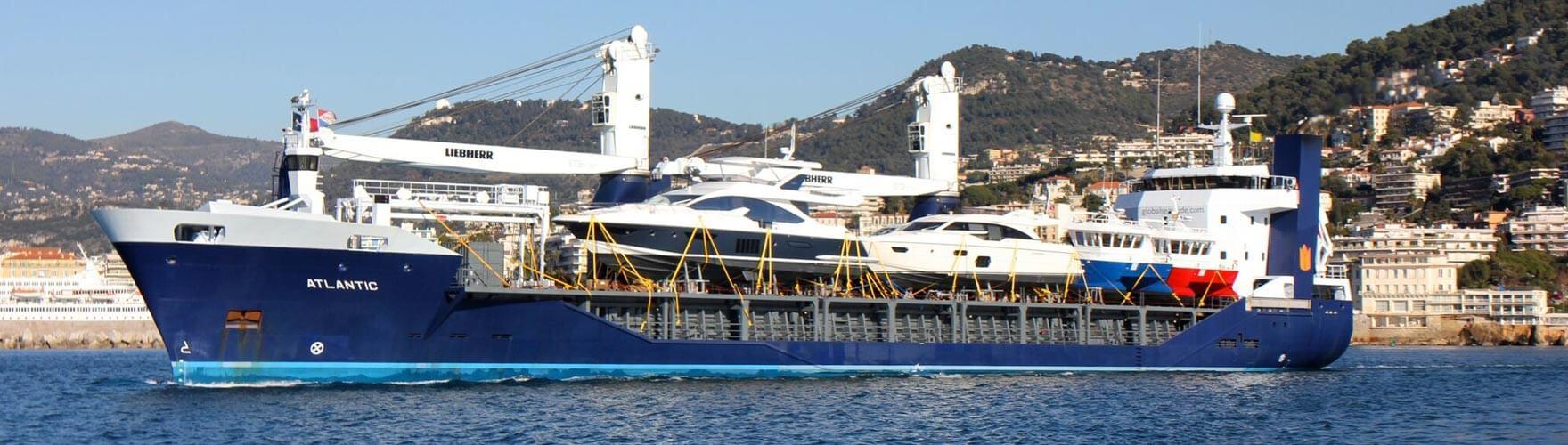 Star Class Yacht Transport